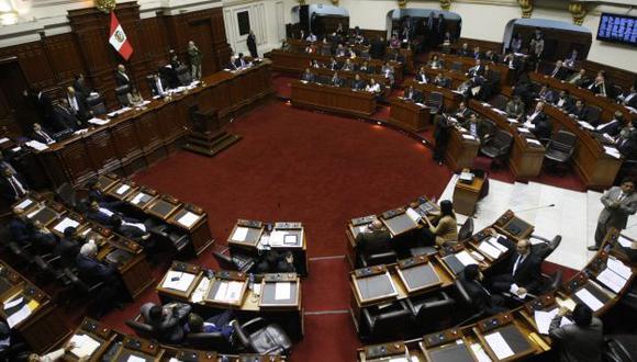 Fredy Otárola anunciará ampliación de la legislatura ordinaria del Congreso. (USI)
