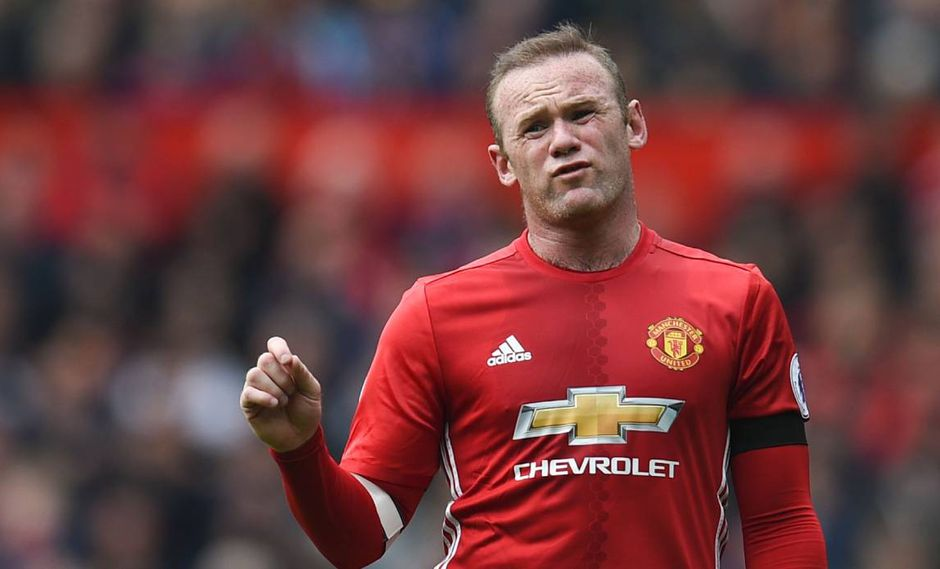 La preocupación de Wayne Rooney por la situación de Manchester United. (Foto: AFP)