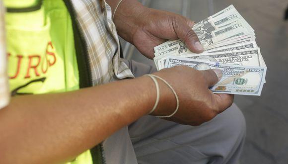 El dólar acumula en lo que va del año una caída de 2.14 %. (Foto: GEC)