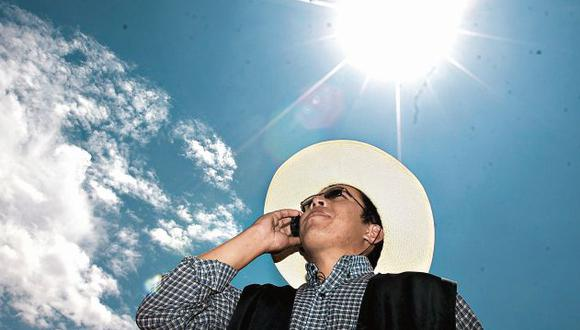 RAYOS DAÑINOS. El sol aporta vitamina D, pero la exposición prolongada a la radiación sin el cuidado necesario puede afectar la piel. (USI)