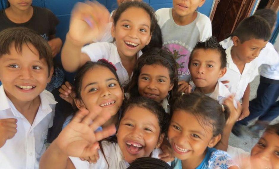 Súmate a la campaña contra el castigo a los niños. (Save The Children)