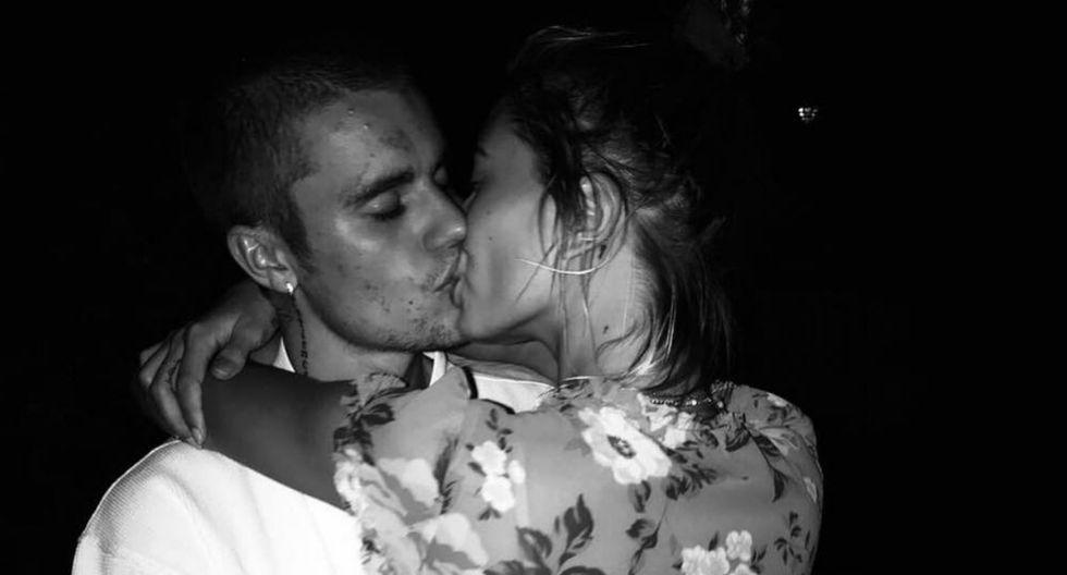 Justin Bieber y Hailey Baldwin retrasan su boda por la salud mental del artista (Foto: Instagram)