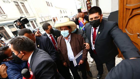 Pedro Castillo aventaja a Keiko Fujimori por 40,058 votos en la segunda vuelta.(Alessandro Currarino/GEC).