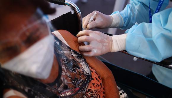 El proceso de vacunación empezó el pasado 9 de febrero.  Foto: Archivo GEC