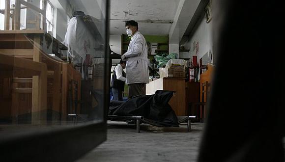 La mujer de 42 años falleció ayer a las 10:00 p.m. aproximadamente. (Perú21)