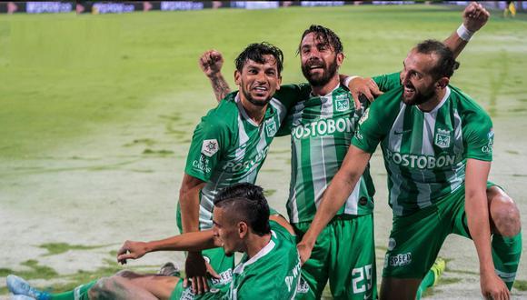 Atlético Nacional y Junior han ganado uno de los dos partidos disputados en el Cuadrangular final. (Foto: Atllético Nacional)