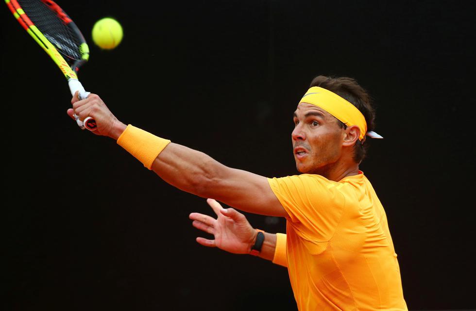 Nadal y Zverev se enfrentaron cuatro veces y todas fueron victorias del madrileño. (REUTERS)