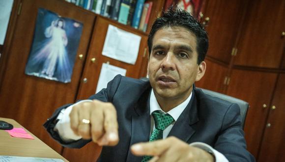 El fiscal buscará determinar quiénes fueron los políticos que protegieron al Escuadrón de la Muerte en el gobierno humalista.