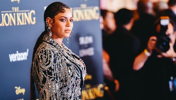 Beyoncé compartió cosas íntimas en una entrevista extensa con la revista Elle. (AFP)