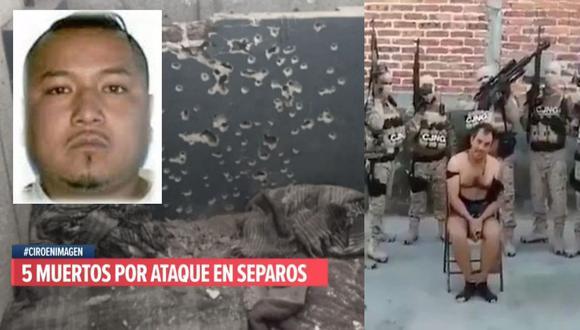 Tortura y muerte: Así es la guerra que ha iniciado el nuevo cartel Santa Rosa de Lima en México. (Composición)