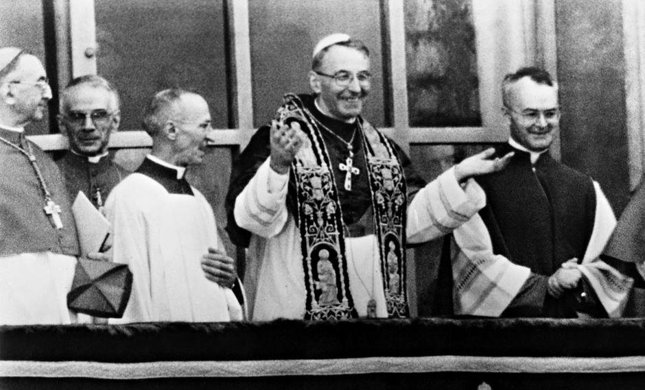 Juan Pablo I, recordado por su humildad, ya ha sido declarado venerable y está camino a la beatificación.   Getty