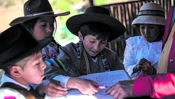 Brechas. Los alumnos de zonas rurales son los más afectados debido a dificultades para el Internet.