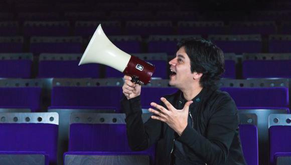 Lucho Quequezana dará concierto en el C.C. de la Universidad de Lima el 22 y 23 de agosto (Difusión).