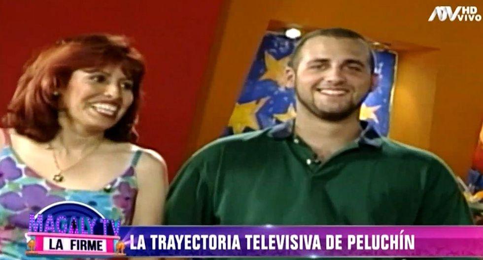 """Magaly Medina mostró cómo lucía Rodrigo González a los 17 años y reveló porque lo llaman """"Peluchín"""". (Foto: Captura)"""