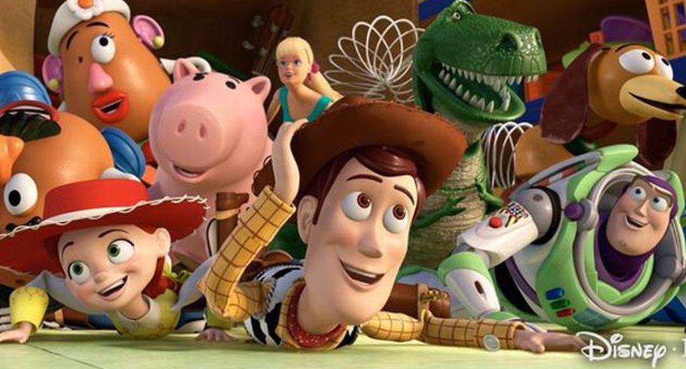 'Toy Story 4' se estrenará en 2017. (Facebook Toy Story).
