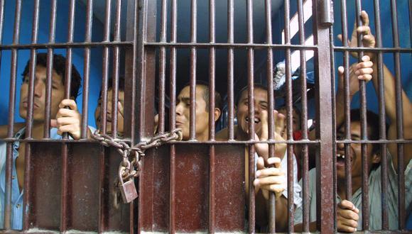 De las 68 cárceles que existen en el país, unas 48 se encuentran sobrepobladas. (Foto: GEC)