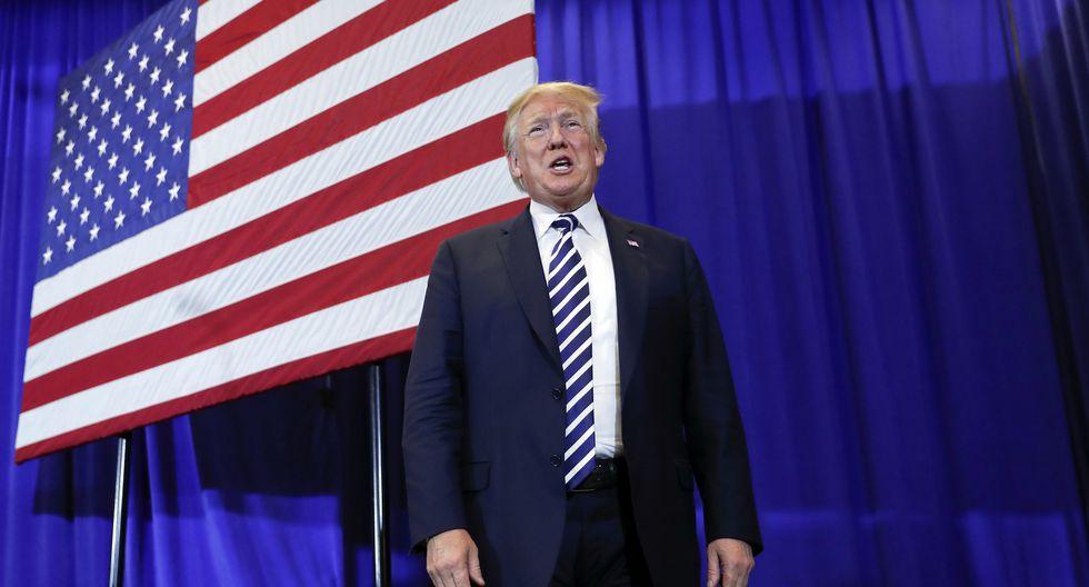 El gobierno de Donald Trump, junto a México, busca reformar el TLCAN. (Foto: AP)