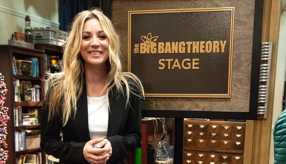 """Kaley Cuoco reveló que no se comunica con sus compañeros de """"The Big Bang Theory"""" tras el final de la serie. (Foto: AFP)"""