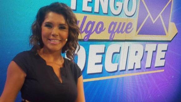Gerente de Latina habla sobre el futuro del programa de Lady Guillén. (Foto: @ladycitaguillen)