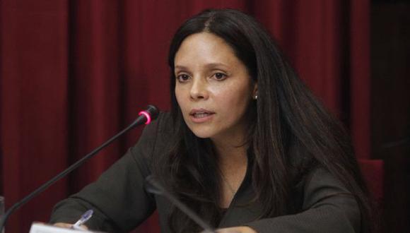 Mónica Rubio se presentó en el Congreso. (Difusión)