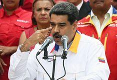 """Maduro acusa a Duque de planear """"actos de provocación"""" en frontera colombo-venezolana"""