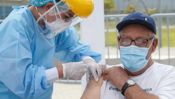 COVID-19: Lambayeque iniciará vacunación de adultos mayores de 80 años el próximo 26 de abril