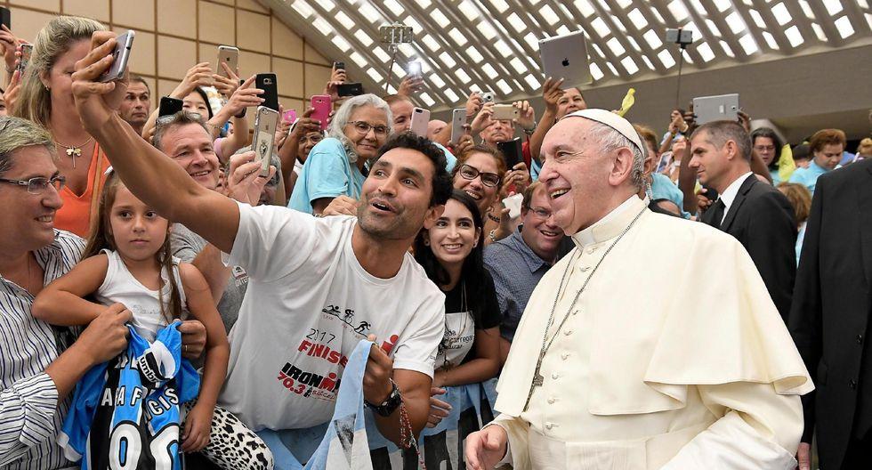 Todo lo que debes saber sobre la Guardia del Papa. (EFE)