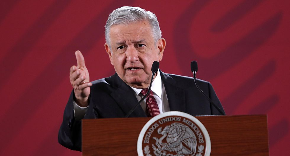Andrés Manuel López Obrador sostuvo que la legalización de las drogas es un tema que ayudará a la paz y tranquilidad de México. (Foto: EFE)