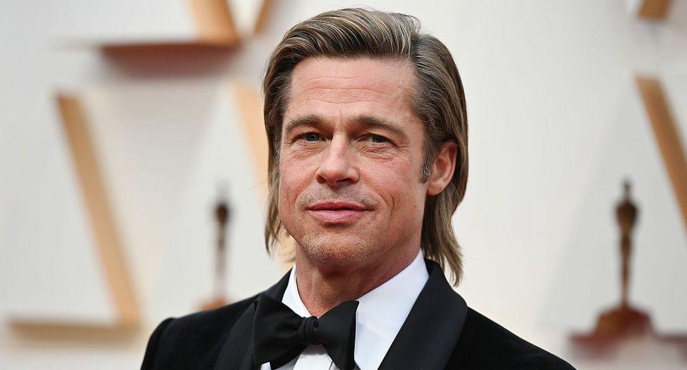 Oscar 2020: Brad Pitt se lleva el premio a Mejor actor de reparto. (Foto: AFP)