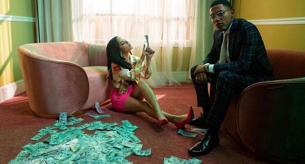 """Becky G promocionan su nuevo single """"Dollar"""" con divertidos memes. (Foto: @iambeckyg)"""