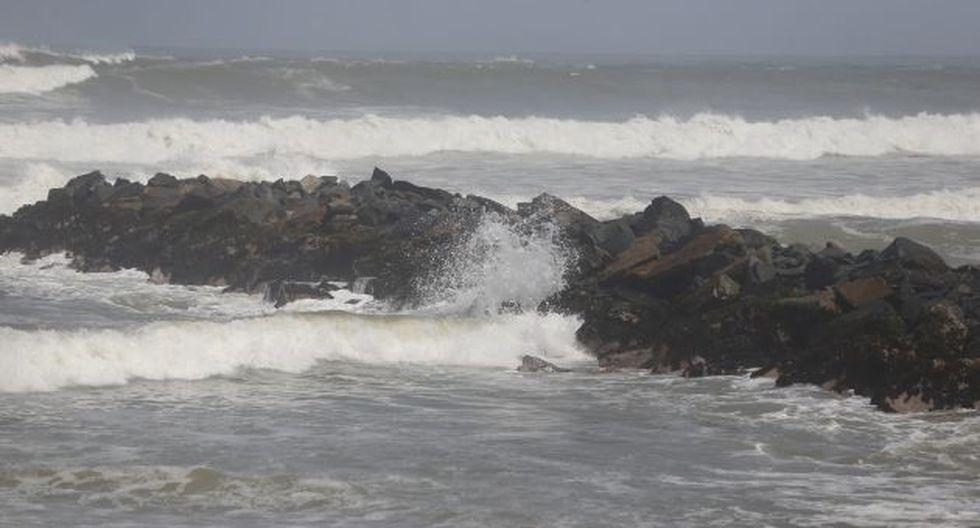 El sábado 17 de junio los oleajes serán ligeros en el litoral norte, pero pasarán a moderados en la tarde. (USI)