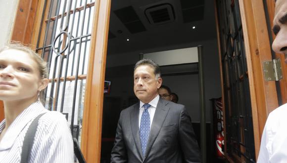 Gerardo Sepúlveda es testigo de la fiscalía por el caso Interocecánica Sur, e investigado por el caso Westfield con su exsocio PPK. (Foto: GEC)