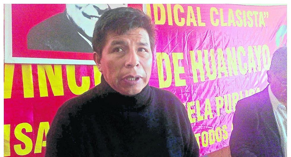 Las peligrosas relaciones entre Pedro Castillo y el Movadef