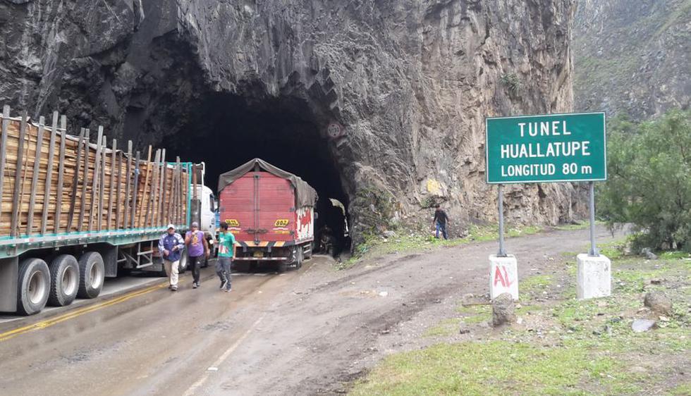 Piden declarar en estado de emergencia la Carretera Central ante desborde del río Rímac. (César Martínez)