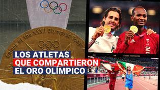 Esta es la razón por la que Barshim y Tamberi decidieron compartir el oro olímpico en Tokio 2020