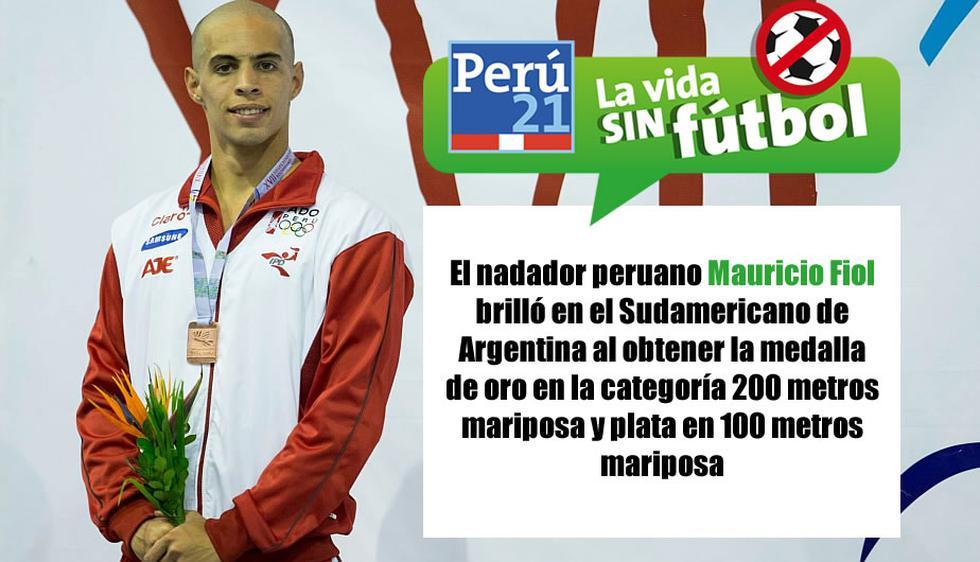 La vida sin fútbol: Las 10 noticias deportivas de la semana. (Perú21)