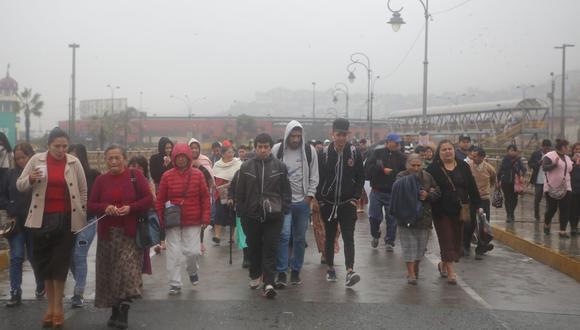 El Senamhi advirtió que el índice máximo UV en Lima alcanzará el nivel 8, especialmente cerca del mediodía. (Foto: JGEC)