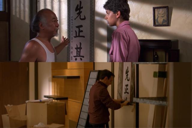 Los mensajes de disciplina en el karate que el señor Miyagi heredó a su alumno Daniel LaRusso también son vistos en la serie de Netflix. (Foto: Netflix)