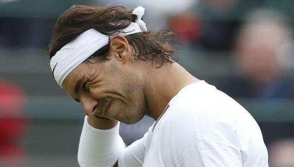 CHAU. El doble campeón del torneo (2008 y 2010) no la vio. (Reuters)
