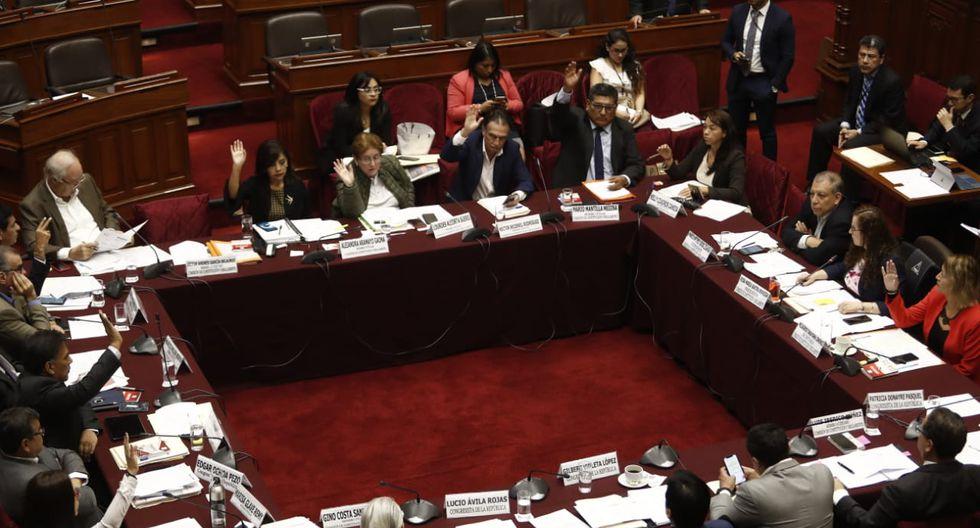 Comisión de Constitución citará a Del Solar para el 21 de mayo (César Campos/GEC).
