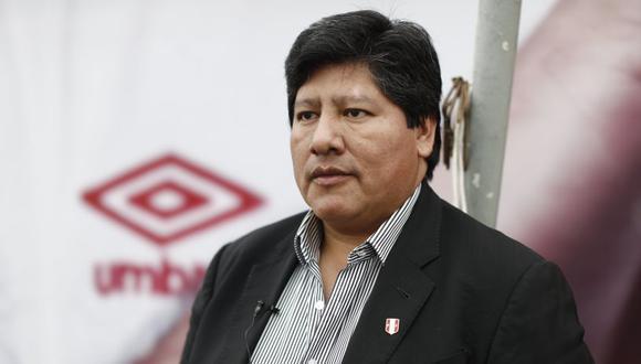 Edwin Oviedo es cuestionado por su presunta implicancia en los casos 'Los Wachiturros' y 'Los cuellos blancos del puerto'.