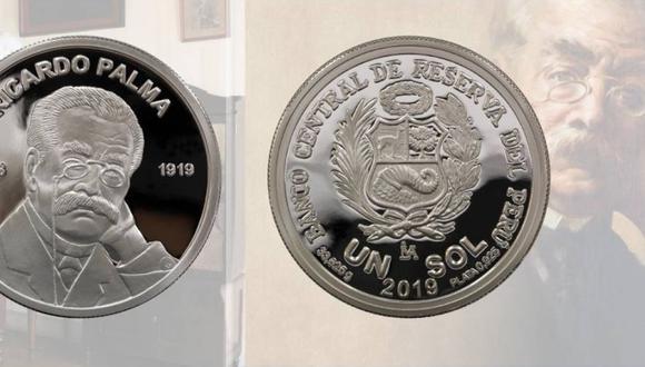 Esta moneda es de curso legal y el precio inicial de venta es de 116 soles.