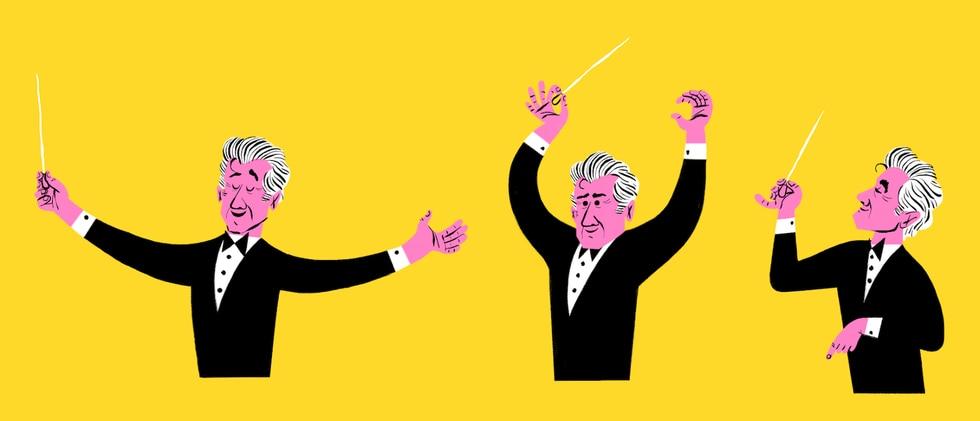 Leonard Bernstein dirigióuna presentación de Medea en 1953 en La Scala de Milán, la ópera más importante de Italia.(Foto: Google)