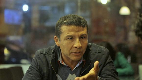 Ysrael Zúñiga permanecerá internado hasta que se encuentre restablecido (Miguel Idme/ Perú21)