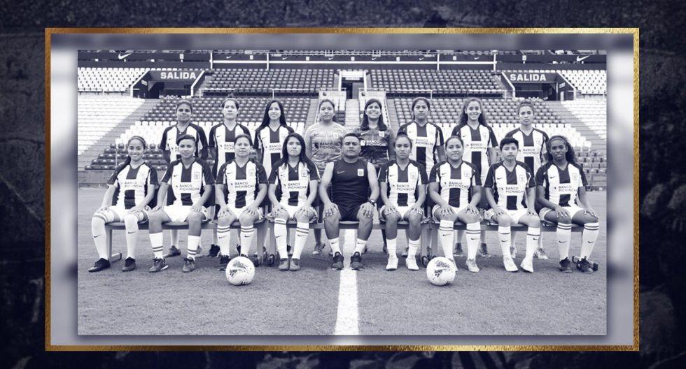 Alianza Lima saludó a su equipo de fútbol femenino. (Alianza Lima)