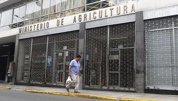 El Minagri nombró aMaría Elena Rojas Junes como titular del Viceministerio de Políticas Agrarias. (Foto: GEC)