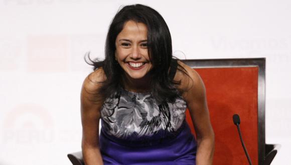 Nuevo cargo de Nadine Heredia genera desconfianza entre políticos. (Luis Gonzales)
