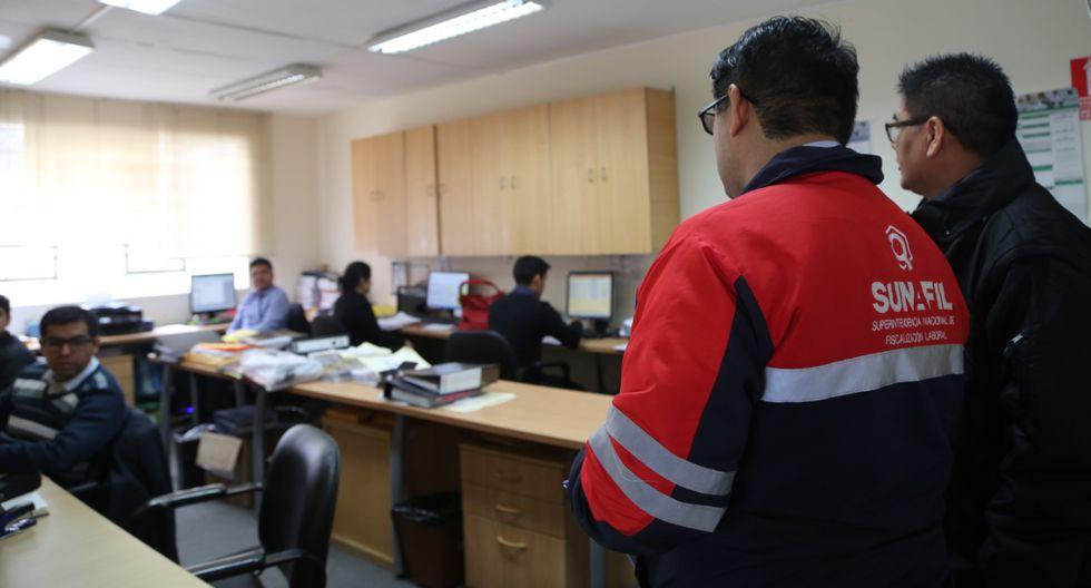 La mayoría de inscritos se registraron en Lima Metropolitana, Piura y Arequipa. (Foto: Sunafil)