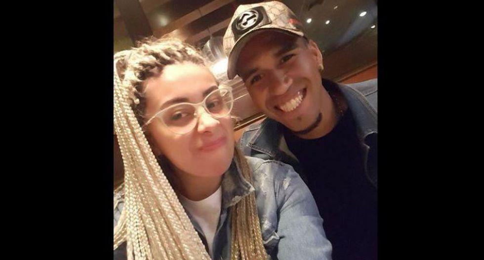 Esposa de Pedro Gallese se refugia en el box tras 'ampay' a arquero que evidenció infidelidad. (Instagram)
