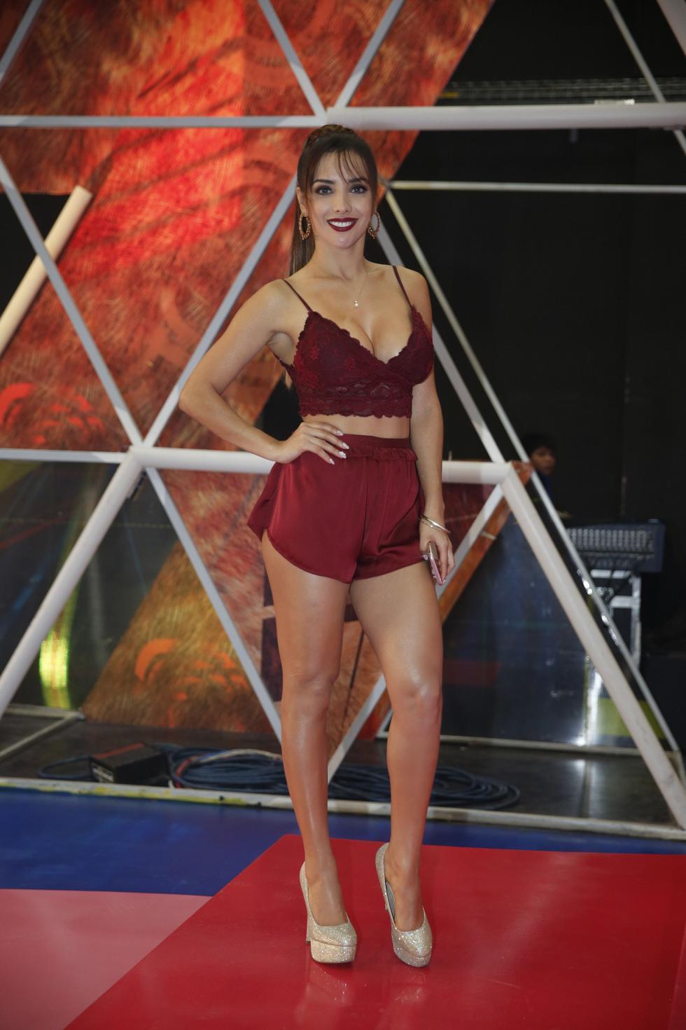 Rosángela Espinoza (USI)